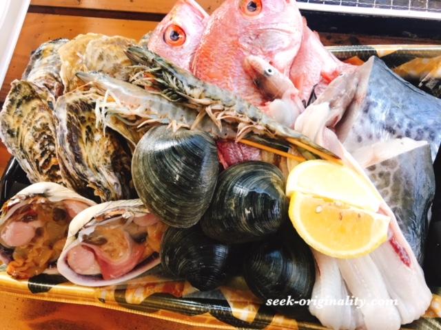 【食レポ】新鮮な牡蠣も魚介もBBQで楽しもう@道の駅みつ 兵庫県たつの市